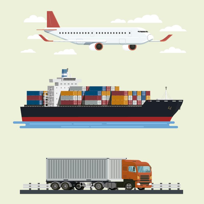 logistica-maritima-aerea-terrestre